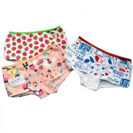 MINI SHORT JUVENIL T 10-12*CHERRY*